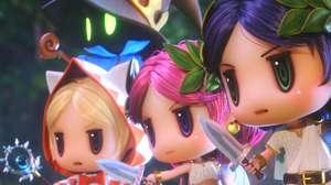 Exhiben nuevo tráiler de World of Final Fantasy Maxima