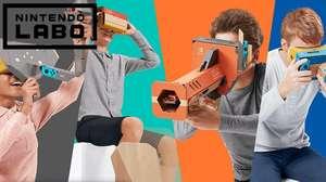 5 razones por las que debes probar Nintendo Labo VR Kit