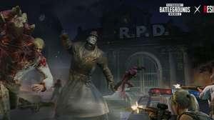 Resident Evil 2 llega a PUBG Mobile