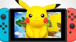 Pokemon podría llegar a Nintendo Switch en invierno