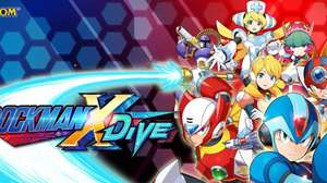 Mega Man X DiVE ha sido retrasado