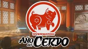 Overwatch celebra el año nuevo chino con evento