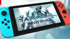 Warframe también llegará a Nintendo Switch