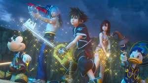 Liberan la cinemática de inicio de Kingdom Hearts III