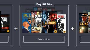 ¿Quieres juegos de Rockstar? ve este Humble Bundle