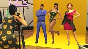 Expansão de moda em The Sims 4 tem cara de Fashion Week
