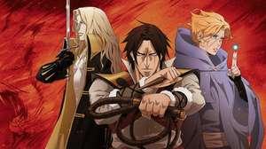 2da temporada de la serie de Castlevania llegará en verano