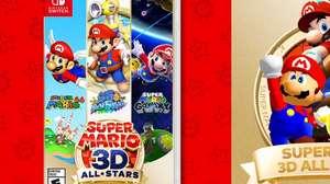Rumor: Super Mario 3D-All Stars habría roto nuevo récord de ventas