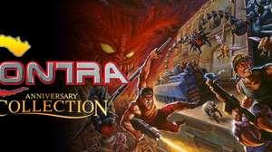 Revelan los juegos de Contra Anniversary Collection