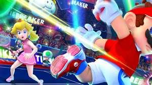 Mario Tennis Aces recibe nueva actualización
