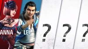 Negan llega a Tekken 7