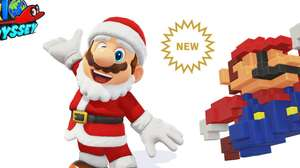 Super Mario Odyssey suma dos nuevas skins
