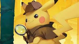 Detective Pikachu llega a 3DS