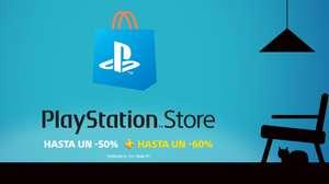 PS Store con promociones de hasta el 90% de descuento