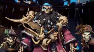 Sea of Thieves tiene casi 60 mil jugadores concurrentes en Steam
