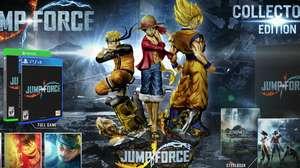 Jump Force se lanzará en febrero del 2019