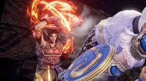 Lutas de Soulcalibur VI apresentam embates ultrarrealistas