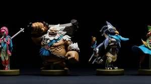 Nintendo relanzará cuatro Amiibo junto a Hyrule Warriors: Age of Calamity