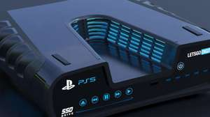 Así podría verse el PlayStation 5