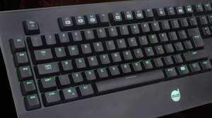 Dazz lanza teclado mecánico con teclas anti-ghosting