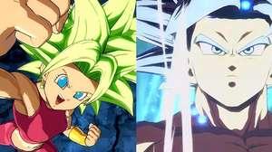 Kefla y Goku (Ultra Instinct) llegarán a Dragon Ball FighterZ