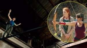 Filme mostra que Tomb Raider é produzido como no cinema