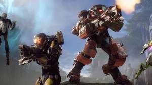 EA libera el tráiler de lanzamiento de Anthem
