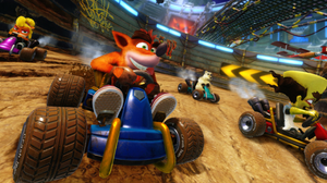 Activision anuncia remasterización de Crash Team Racing