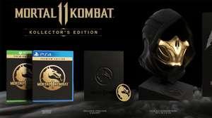 Mortal Kombat 11 tendrá edición de colección
