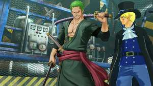 Pacote expande mundo do game-mangá One Piece World Seeker
