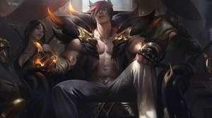 Sett ya está disponible en League of Legends