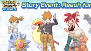 Pokémon Masters fue descargado más de 10 millones de veces