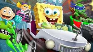 Nickelodeon Kart Racers saldrá a la venta el 23 de octubre