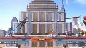 Super Smash Bros. Ultimate tendrá 103 arenas de pelea