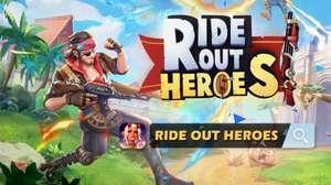 Llega Ride Out Heroes el nuevo Battle Royale de NetEase
