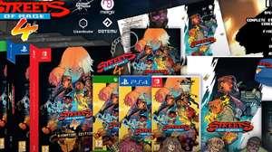 Streets of Rage 4 anuncia otras versión física, la Signature Edition