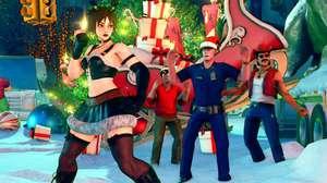 Habrá más trajes navideños en Street Fighter V