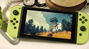 Confirman Firewatch para Nintendo Switch