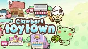 Hoy llega Claywbert ToyTown, lo nuevo de los creadores de Kleptocats