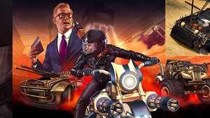 GTA Online inaugura Arena de Guerra com embates de carros