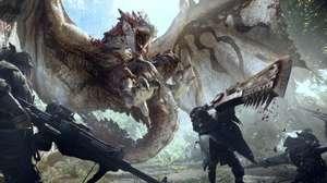 Monster Hunter World tendrá colaboración con The Witcher