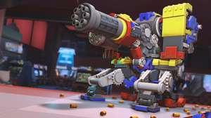Overwatch é invadido por bonecos LEGO