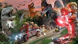 LEGO Jurassic World recebe edição especial para Switch