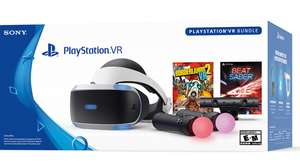 Sony lanzará nuevo bundle de PlayStation VR con Beat Saber