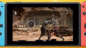 Muestran primeras imágenes de Mortal Kombat 11 en Switch