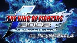 ¡El clásico The King of Fighters 2002 llegará a PS4 en 2021!