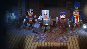 Mojang anuncia Minecraft Dungeons