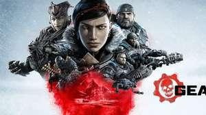 Se revela la portada oficial de Gears 5