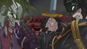 Batman Ninja lleva el murciélago al Japón Medieval
