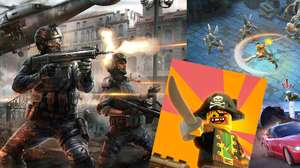 Fique em casa: Gameloft libera 35 games gratuitamente